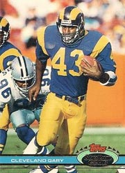 Cleveland Gary - RB #43